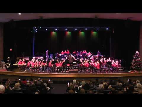 Davis Junior High School Christmas Concert 2019