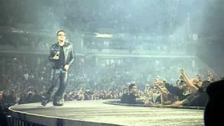 U2 Beautiful Day, 360 Tour, Mt. Smart, Auckland NZ