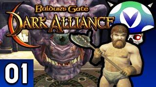 [Vinesauce] Joel - Baldurs Gate Dark Allience ( Part 1 )