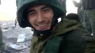 Реальные танковые бои под Донецком