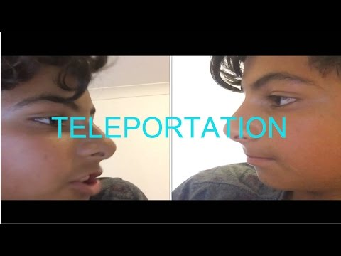 Teleportation 🤗😏😀😃😄😁