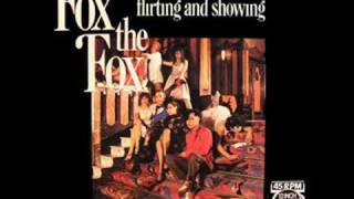 Fox The Fox - Flirting and Showing