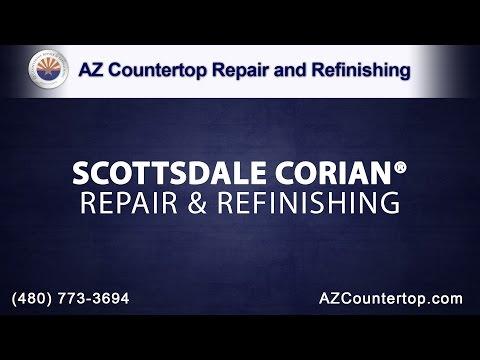Scottsdale Corian® Repair & Refinishing by AZ Countertop