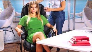 Achten Sie auf Ihren Rücken! Besonders im Büro! Mit Katie Steiner bei PEARL TV (August 2019) 4K UHD