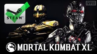 Mortal Kombat XL Online: PC Enhanced Online Beta is Here! Ep.22
