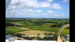 100kW Northern Power Systems - Northwind 100 - Installed by Green Energy 4U in Banbridge Co.Down