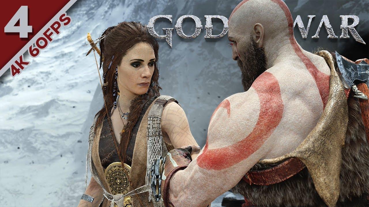 เหน็บจะกินโปรดปล่อยแขนที - God of War #4