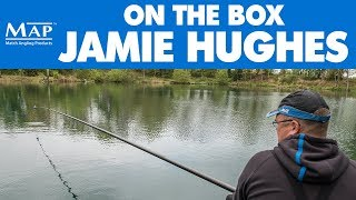 MAP Fishing - Jamie Hughes On the Box - Live Match Footage - Hayfield Lakes