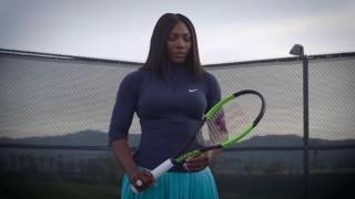 Serena Williams - Wilson Blade SW 104 CV Autograph