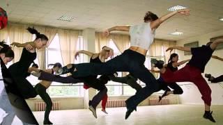 Постановка современного танца