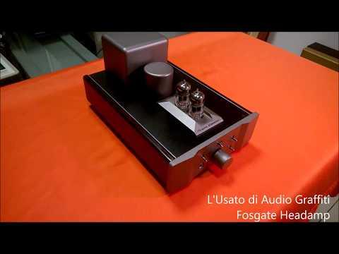 Musical Surrounding   Fosgate Signature Tube Headphone