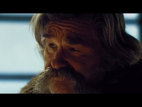 The Hateful 8 - Frontier Justice   official FIRST LOOK clip (2016) Quentin Tarantino Kurt Russell