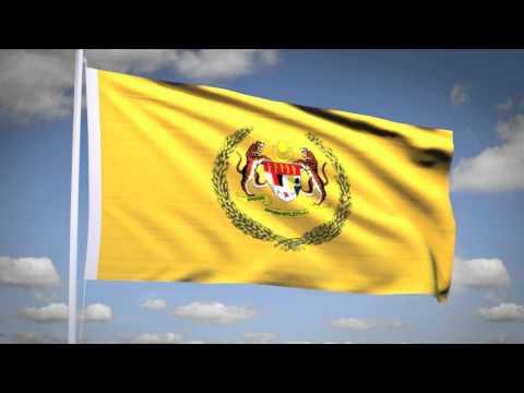 "National Anthem of Malaysia (""Negaraku"")  Royal flag of Malaysia"