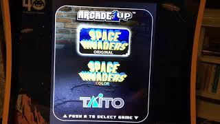 Arcade1Up Space Invaders 3