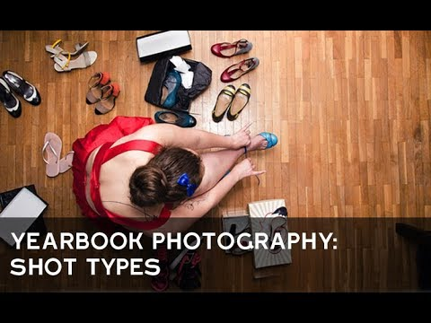 Yearbook Photography Tips: Shot Types