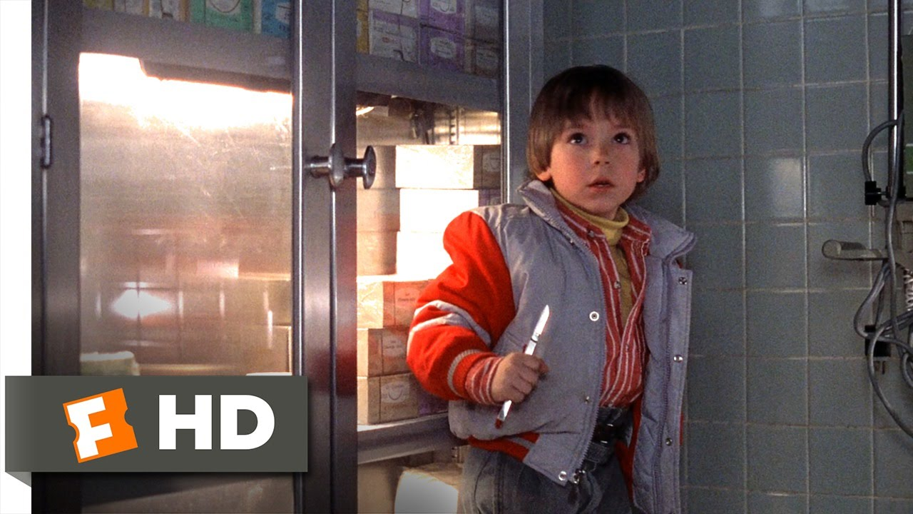 The upcoming netflix limited series 'selena: Child's Play (1988) - Frying the Doctor Scene (8/12