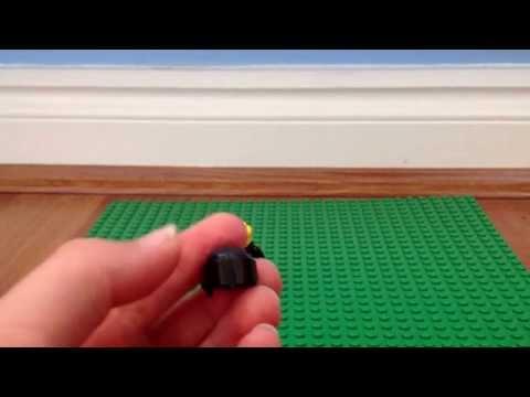 How to make cool lego mini figures