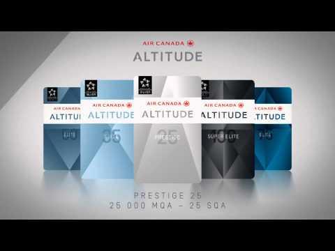 Air Canada Altitude