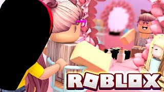 Super Stylist Lastic! - Roblox Roleplay Stylz Salon & Spa - DOLLASTIC PLAYS!