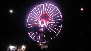 wonderland ferris wheel christmas ocean city new jersey