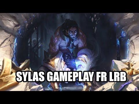SYLAS GAMEPLAY FR PBE - NOUVEAU CHAMPION LEAGUE OF LEGENDS ! thumbnail