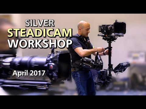 Steadicam Silver Workshop UK - April 2017 -  Tiffen
