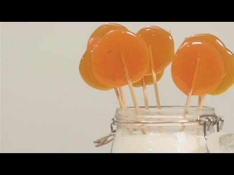 How To Make Lollipops At Home