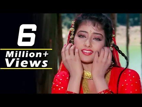 Jab Se Mile Naina - Lata Mangeshkar, Manisha Koirala, First Love Letter Romantic Song