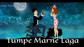 30 Sec Romantic Whatsapp Status Video ll Jeene Laga * By Lover Point