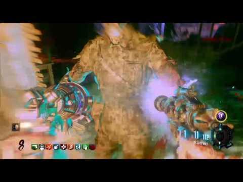 Gorod Krovi High Round Attempt for 40! (Ray Gun Mark III, Bunker Strategy)