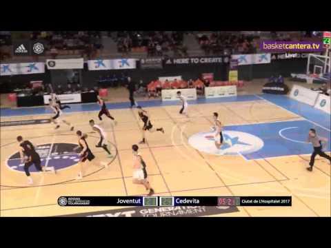 Pedro Nunes - Adidas Next Generation Tournament 2017 (Hospitalet)