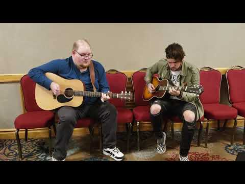 Thinking Out Loud (Ed Sheeran Cover) (with James Durbin)