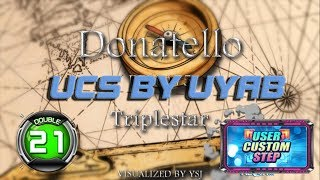 Donatello D21 | UYABTello | UCS by UYAB