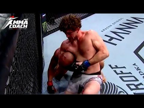 Askren was amazing against Lawler and here is why