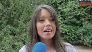 Lissa Lewis over Gouden Glimlach
