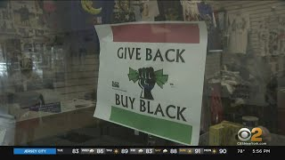 Consumers Participate In 'blackout Tuesday' To Support Black-owned Businesses
