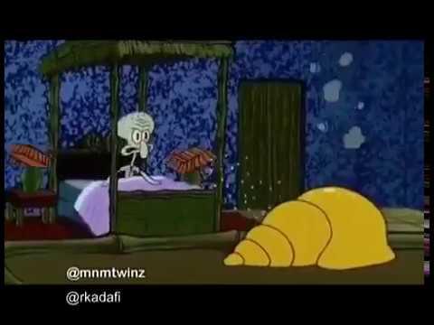 dj aisya versi spongebob di goyang asooyy