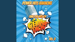 The Prayer (Originally Performed By Céline Dion) (Karaoke Version)