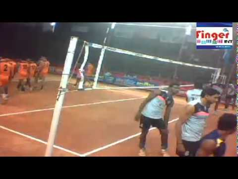 BROTHERS INTER CLUB VOLLEY MELA 2015 march 25-  1st Match