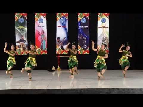 FLS2N Seni Tari Provinsi Jawa Tengah tahun 2017 Kabupaten Banyumas Tari Ayag Eyeg