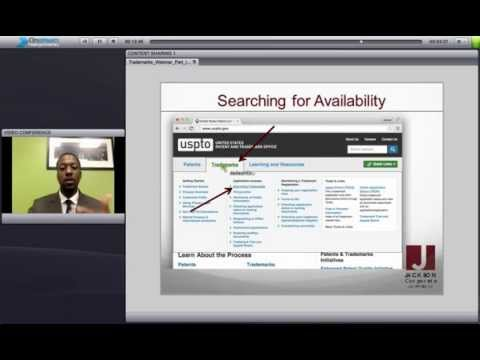 Jamal Jackson JD|MBA: Protecting Your Business Brand Part I - Trademark Basics