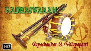 Classical Instrumental - Nadhaswaram - Samaganapriye - Jayashankar & Valayapatti Subramaniam