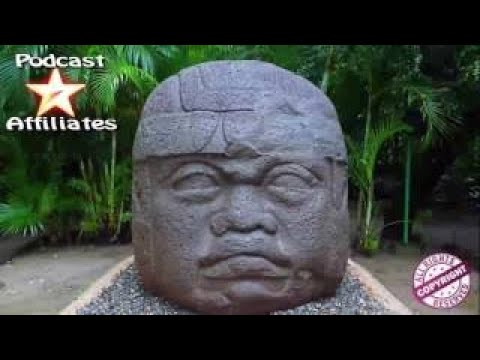 David Hatcher Childress / The Little Problem of the Olmecs - The Best Documentary Ever