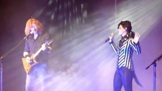 Megadeth feat. Cristina Scabbia - A Tout Le Monde (live)