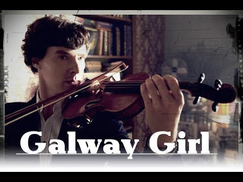 Johnlock - Galway girl