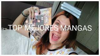 TOP 11 MEJORES MANGAS