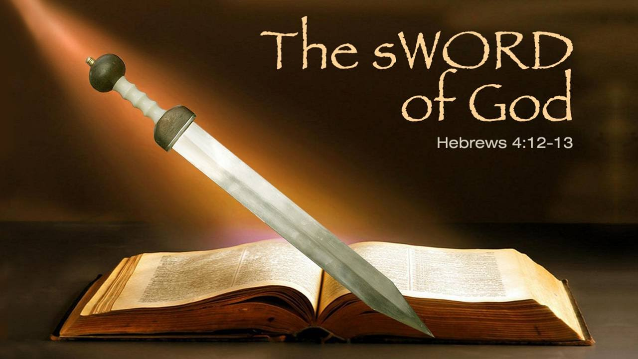 Girl Reading Book Wallpapers Sword Of God Hebrews 4 12 13 Youtube