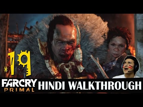 Far Cry Primal Hindi Walkthrough Part 19 -...
