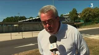 Louis Fajfrowski (Aurillac) est mort après un match amical contre Rodez