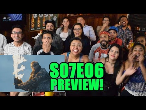 Game of Thrones S07E06 PREVIEW! Brazilian Pub Reaction - Sena's Bar